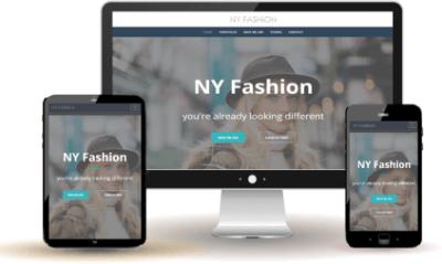 5 Website Design Tips For a Professional Site