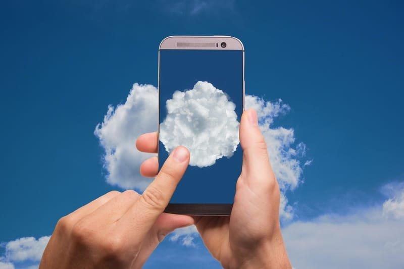 Cloud transities