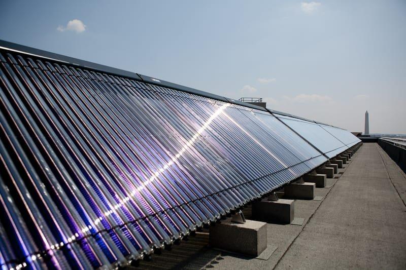 מערכות סולאריות והסקה