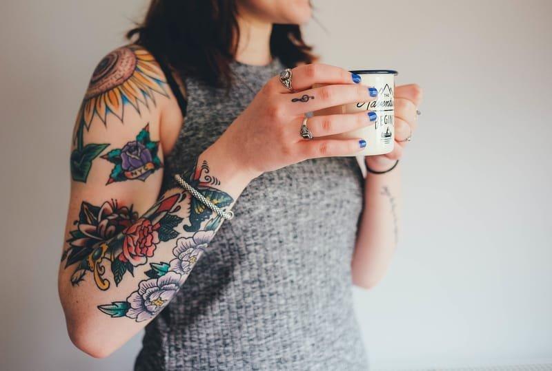 Tattoo Designing