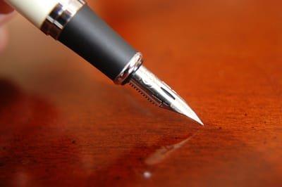 Notary Signature service
