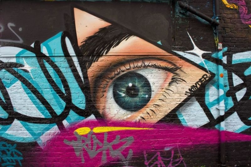 Pay-As-You-Eat Shoreditch Street Art and Vegan Foodie Walking Tour