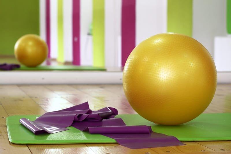 Pilates Toning
