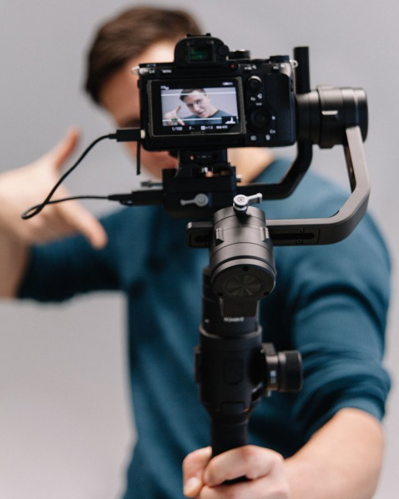 Filmagem e Edição de Video