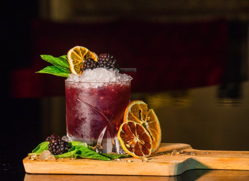 What is Mocktails with a Twist of Restraint?