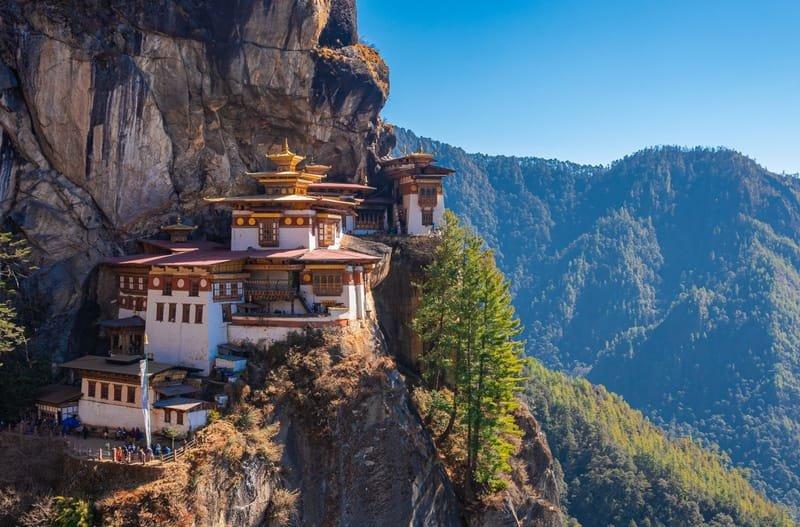 BHUTAN'S HAPPINESS TOUR 5D/4N