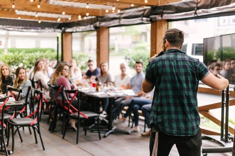 Basic Sales Skills - Speaking