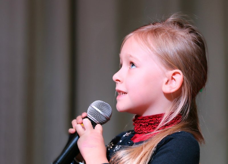 Children Group Singing Lessons