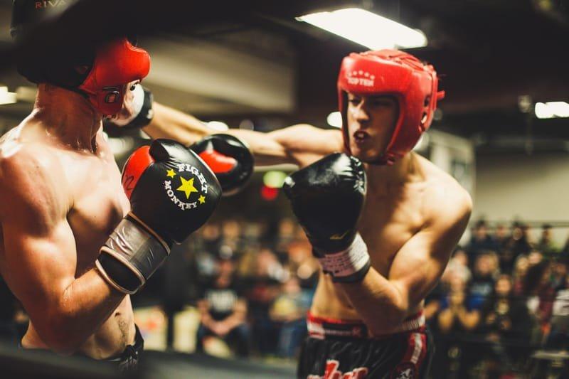 ボクシングクラス&超初級キックボクシングクラス