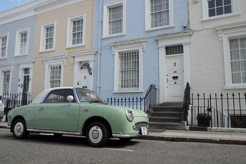 Notting Hill and Portobello Road Market Private Virtual Tour
