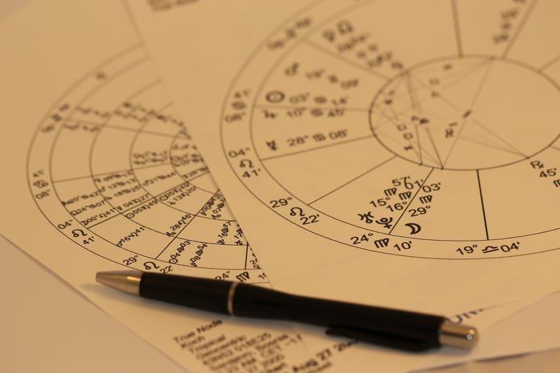 Curso de Astrología Inicial nivel 1 y 2