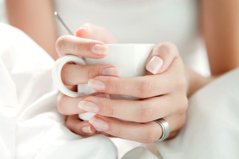 Natural Nail Manicures