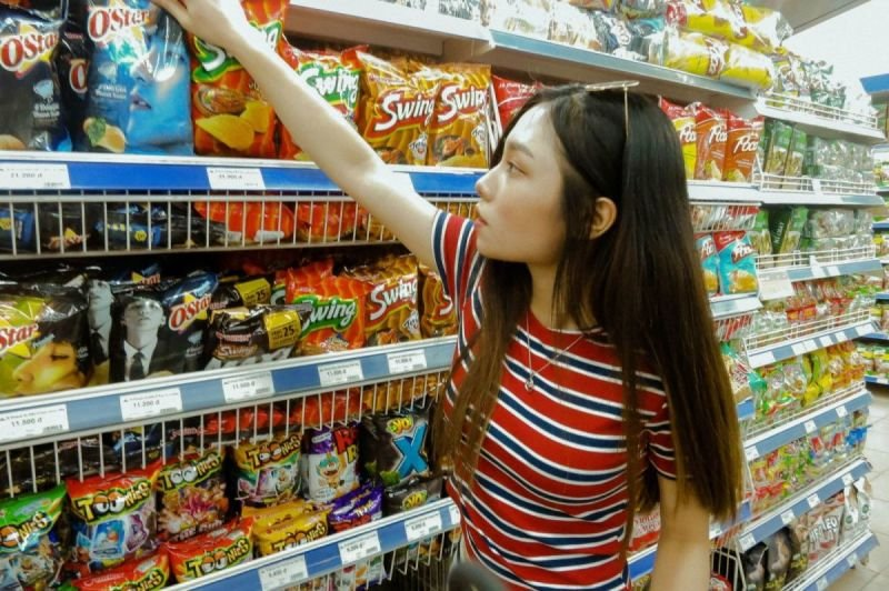 Food Labeling and Nutrition