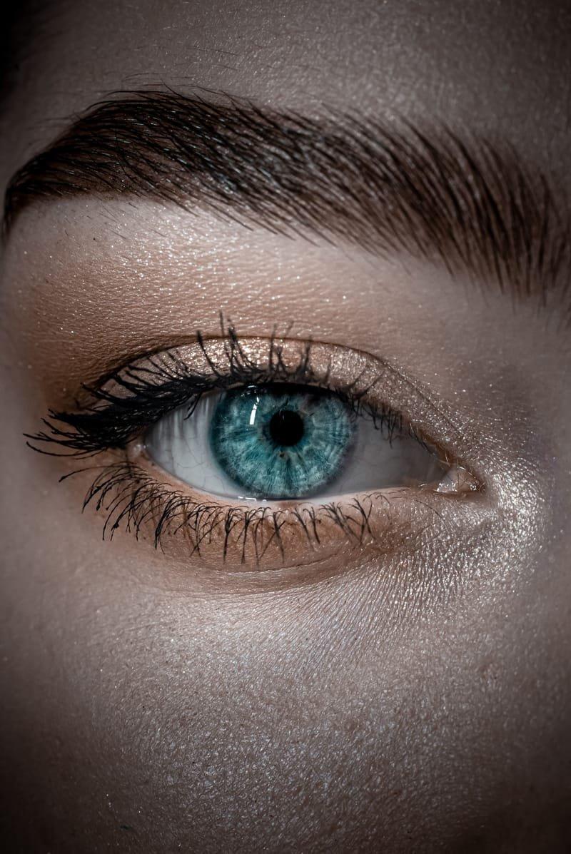 Hva ser vi i dine øyne?