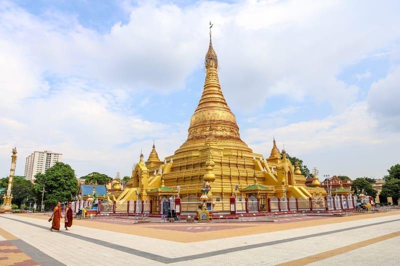 MYANMAR  YANGON JOURNEY 3D/2N