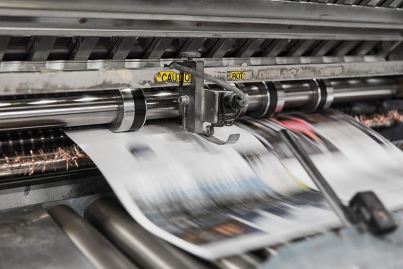 الطباعة والنشر