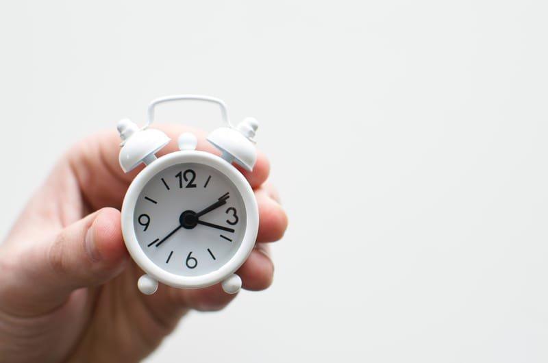 Prélèvement à quelle heure ?