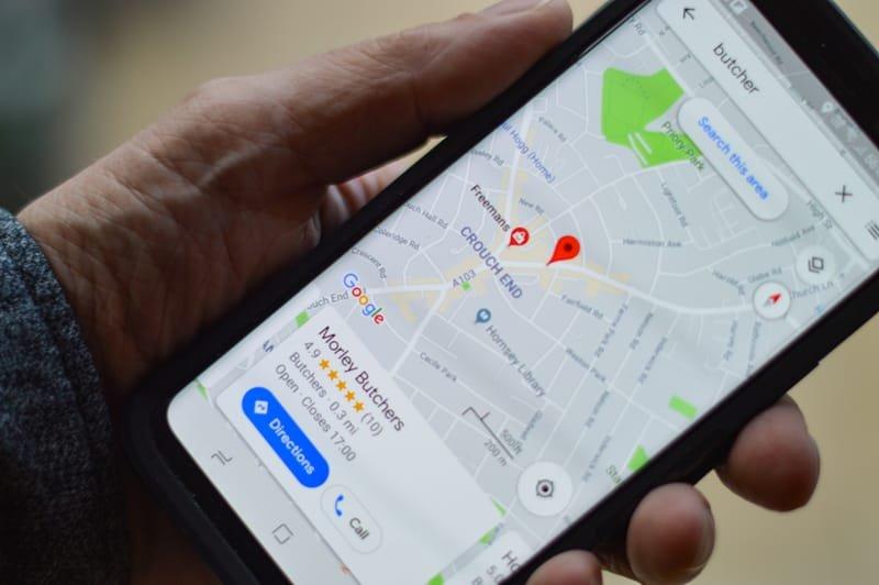 Google Map Managing