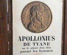 APPOLONIUS DE TYANES