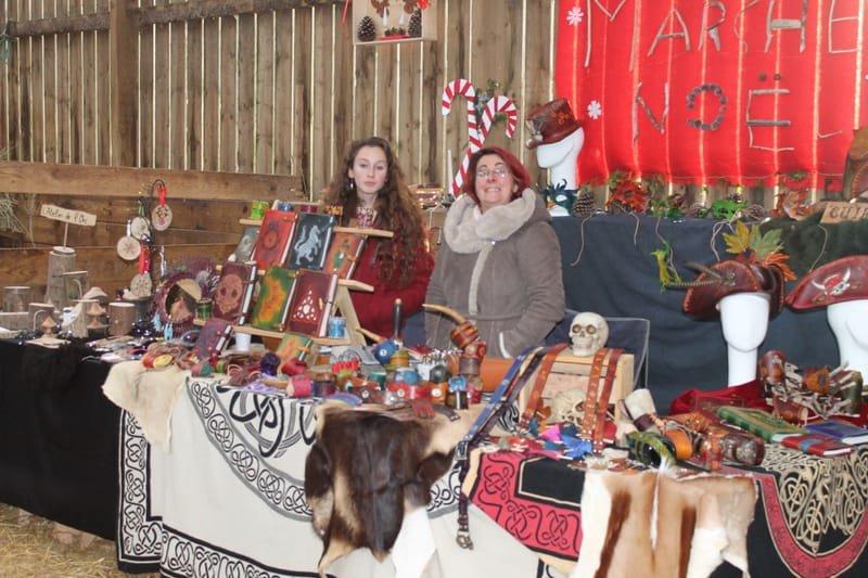 Marché de Noël 2019 à la chèvrerie du Val de Bures