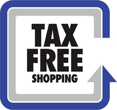 TAX FREE SHOPPING FOR NON-EU RESIDENTS