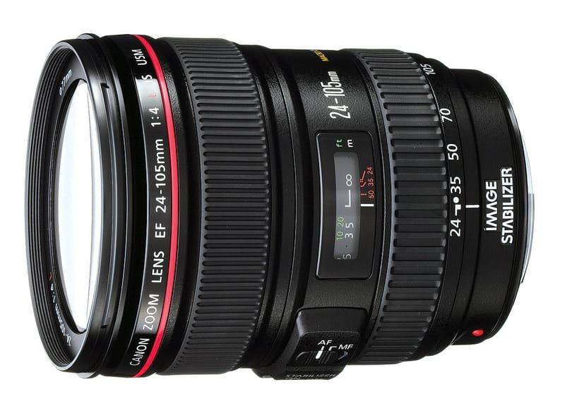 Canon  24-105L f/4 IS USM (prima versione)