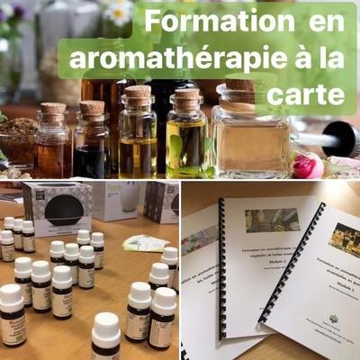 Formation: Aromathérapie, les huiles essenteilles au quotidien
