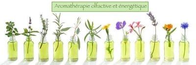 Atelier: Aromathérapie olfactive, psycho-émotionnelle et énergétique