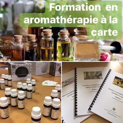 Formation : l'Aromathérapie au quotidien