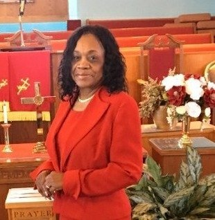 Sister Shirley Lucas