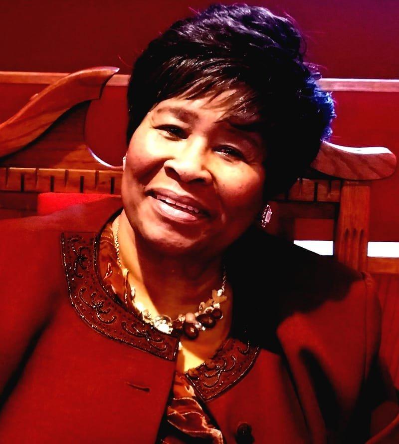 Rev. Lottie B. Harrison