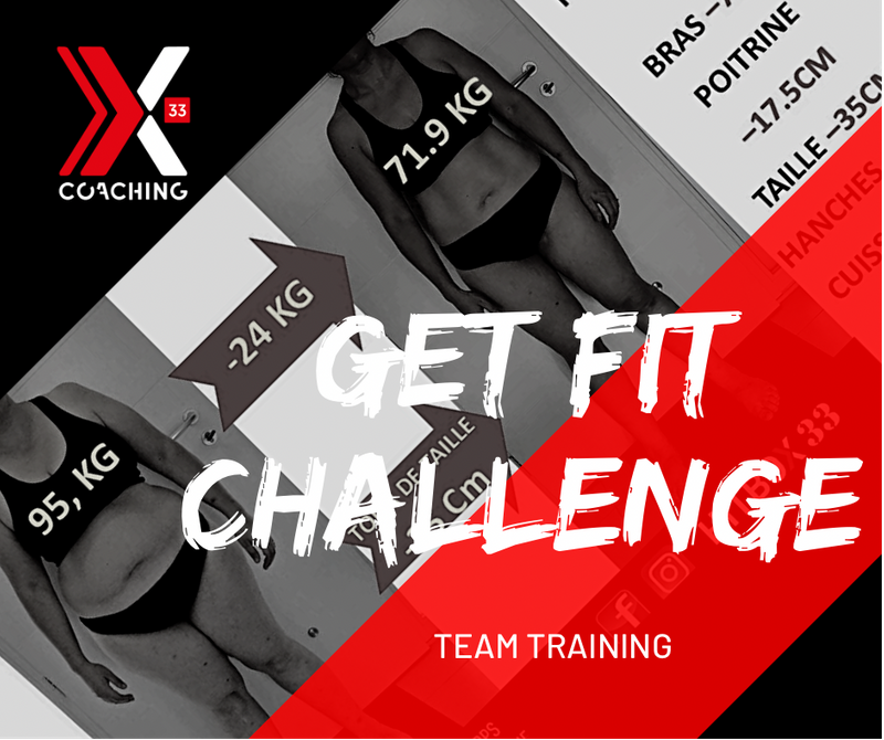 🍎GET FIT CHALLENGE 6 SEMAINES🍎