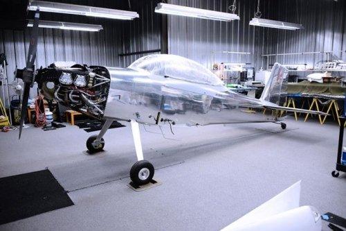 Hangar Space Rental