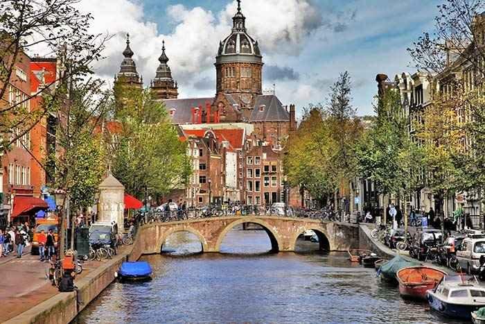 امستردام  هولندا Holland / Amsterdam