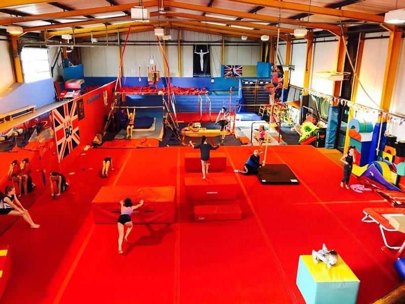 Gymnastics for Boys & Girls