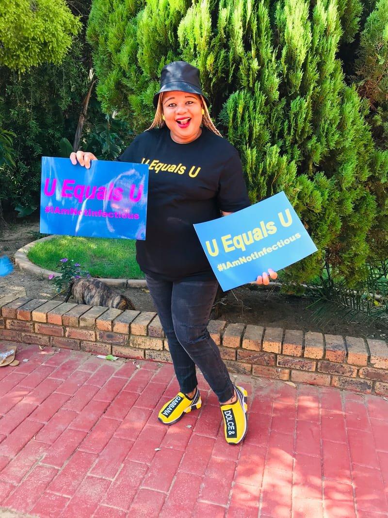 U=U South Africa Campaign