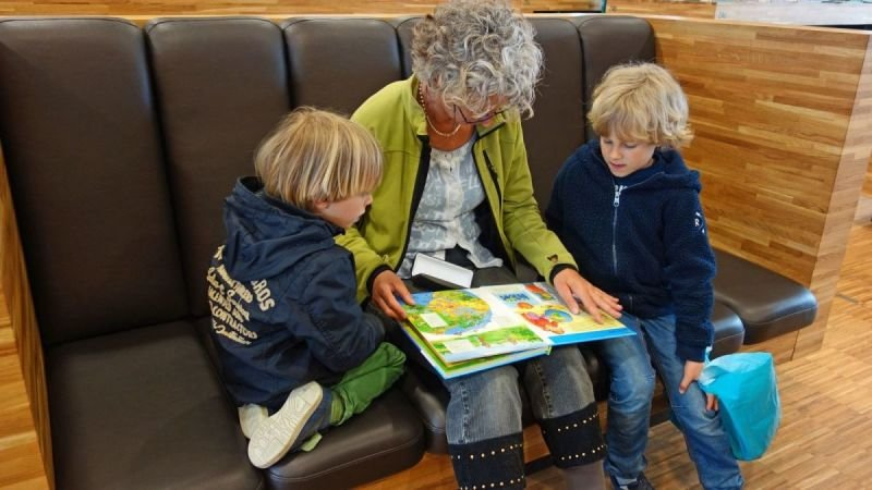 Family Reading Event