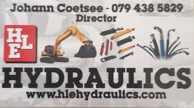 HLE Hydraulics ( PTY ) Ltd
