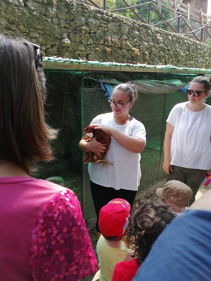 Festa dei diplomi alla fattoria didattica il Ciliegio