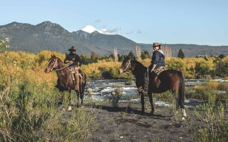 Cavalgadas Rio Trancura