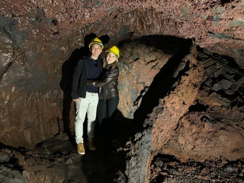 Cavernas Vulcânicas