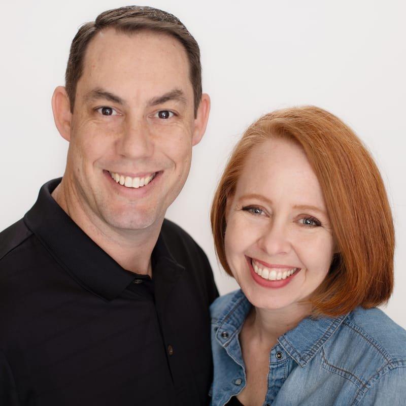 Jeff and Christine Tonkin
