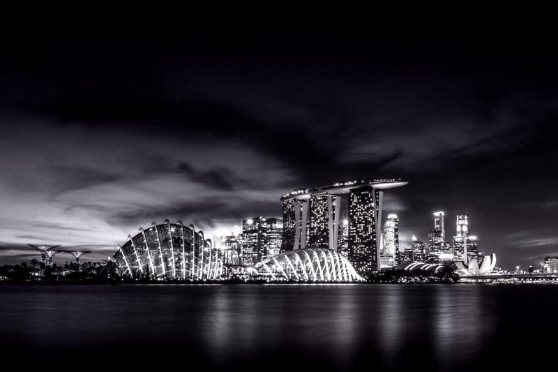 Team 3 - Blockchain Team based in Singapore.