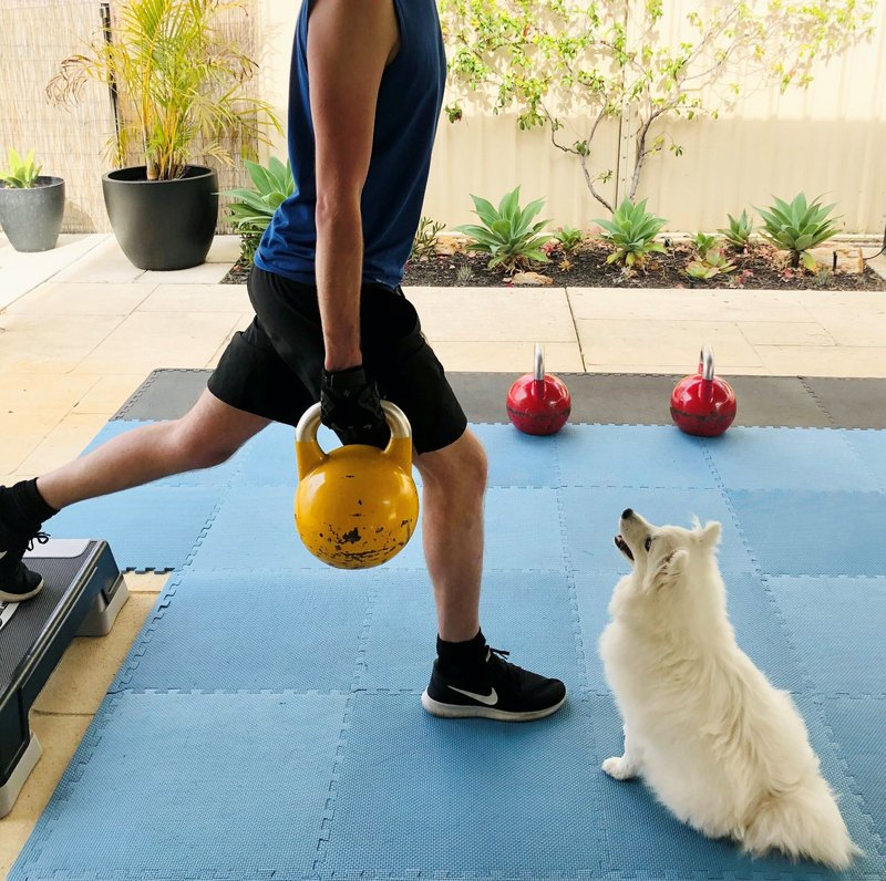 Outdoor Personal Training - $70
