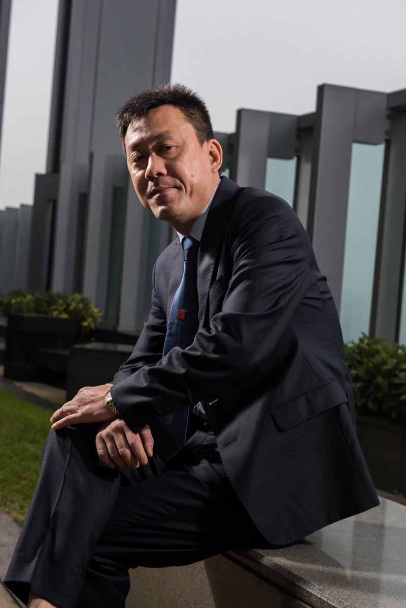 Mr. Wong Siu Wa, Andy