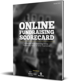 The Online Fundraising Scorecard