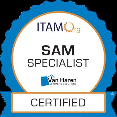 Software Asset Management Specialist - SAMS