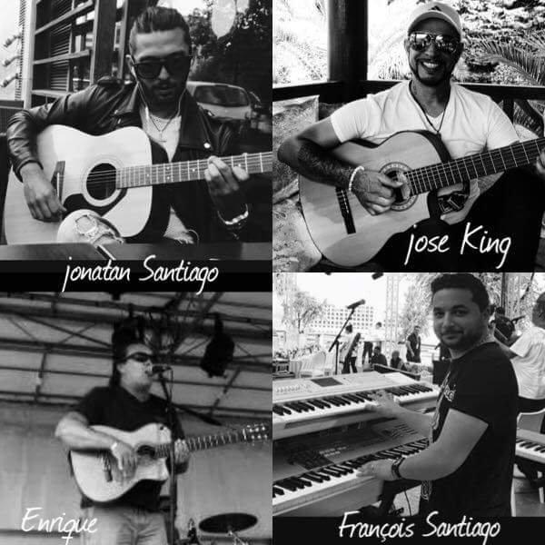 JOS k Solo, duo, trio, quartet.... gipsy et latino music