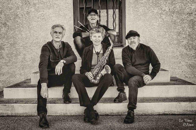 Quarr O C quartet jazz
