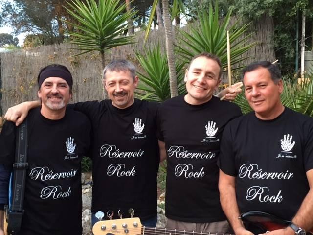 RESERVOIR ROCK, trio, quartet